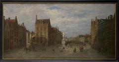 Het Jan van Eyckplein in Brugge