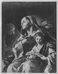 Hl. Anna mit Joachim und Maria