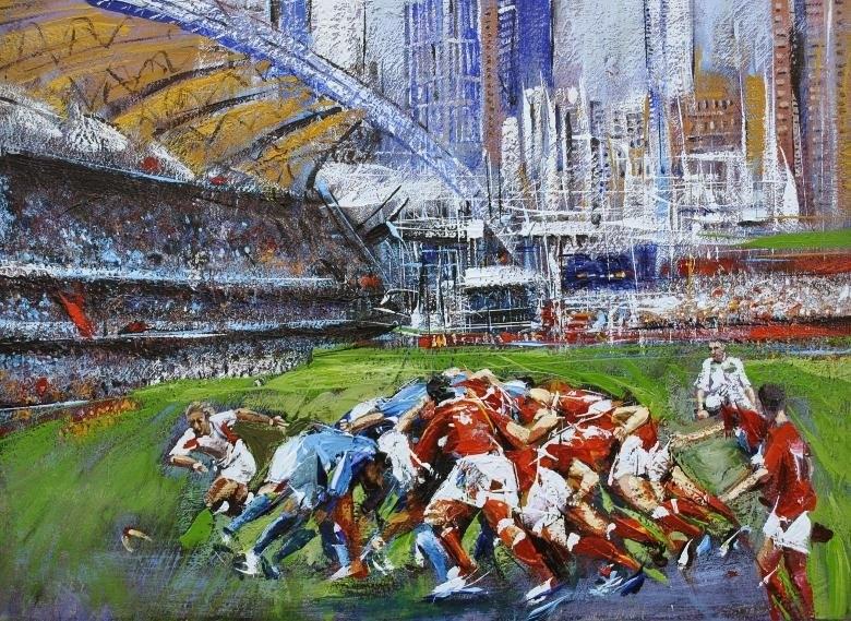 Hong Kong Sevens 2013