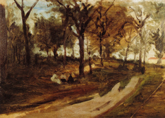 In the Forest, Saint-Cloud I