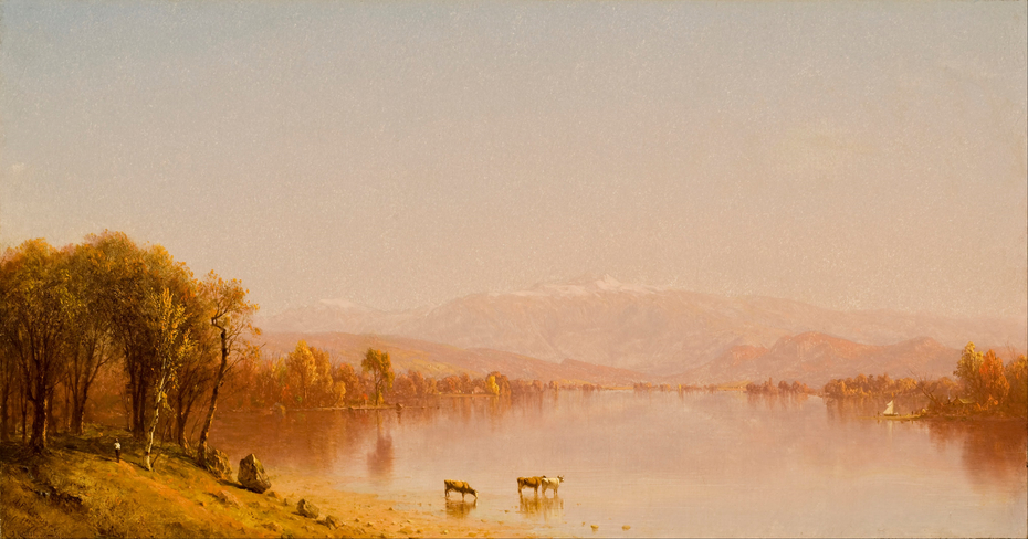 Indian Summer in the White Mountains