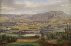 Industrial Landscape in Lower Austria