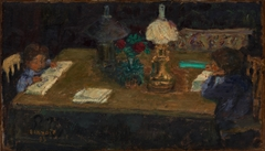 Interior: The Terrasse Children
