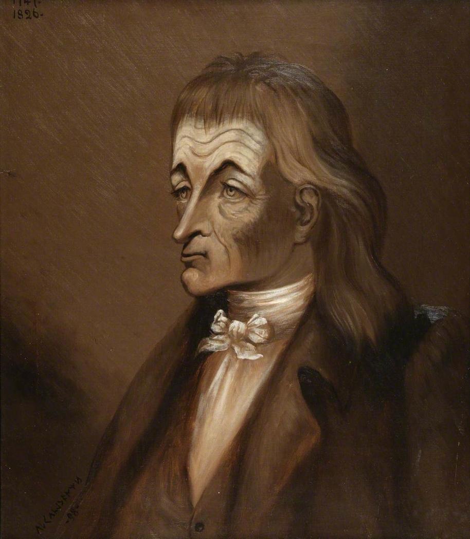 Iolo Morganwg (Edward Williams) (1747–1826)