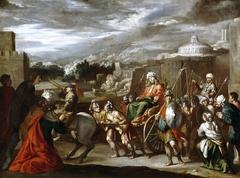 Joseph's Triumph in Egypt