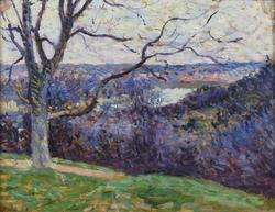 La boucle de la Seine pres d'Herblay (The Loop of the Seine near Herblay)