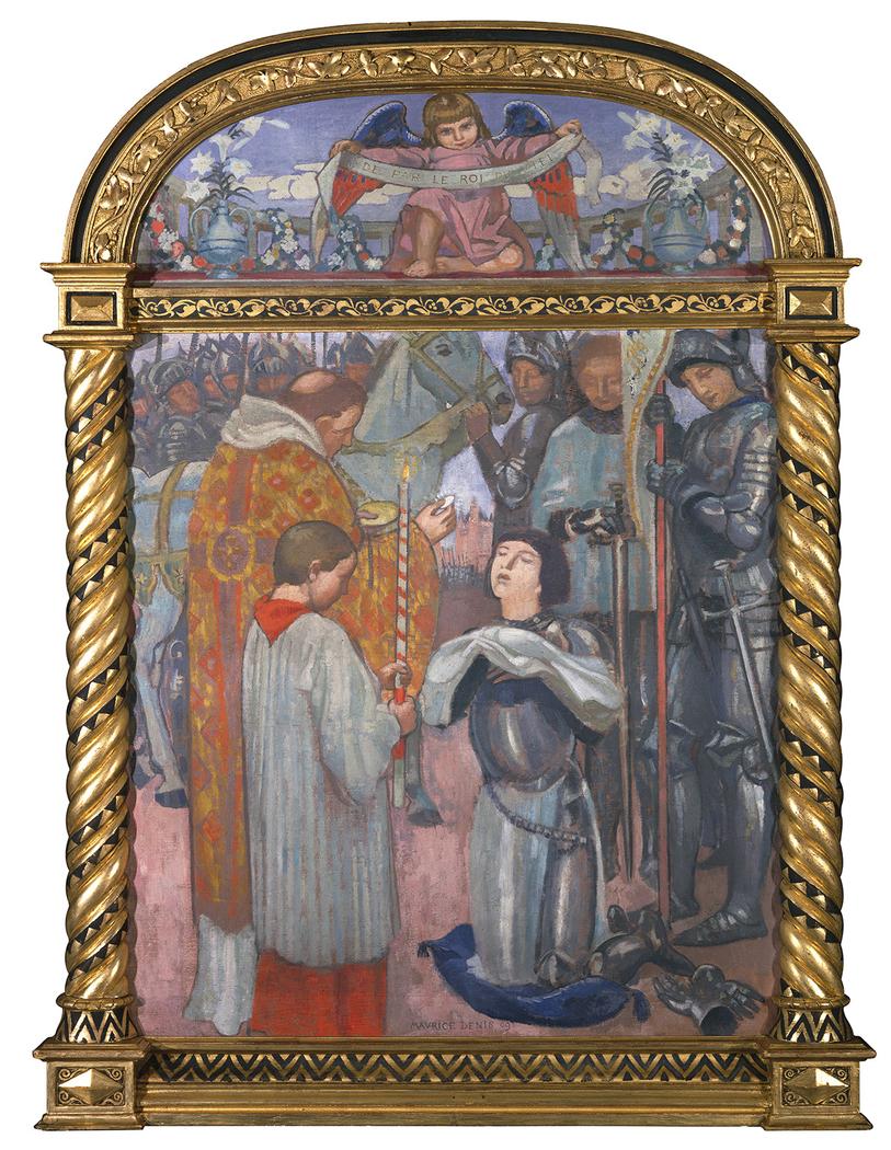 La communion de Jeanne d'Arc