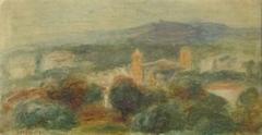 Landscape, St. Paul de Vence