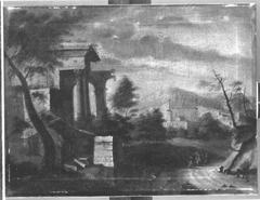 Landschaft mit Ruinen (Nachfolger)