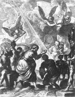 Le Baptême de l'eunuque de la reine Candace