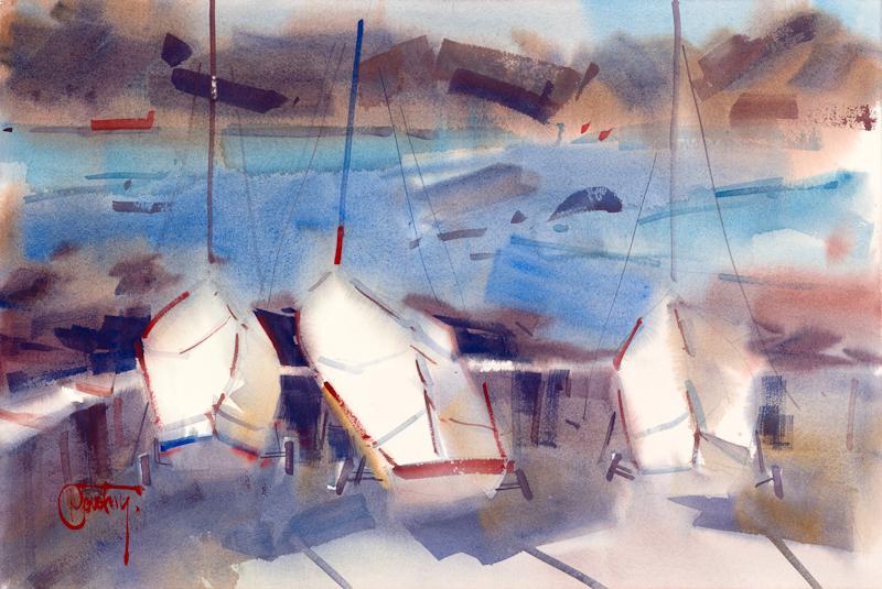 Ligurian Boats (2)
