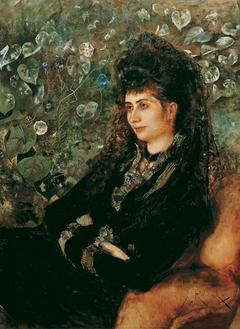 Mathilde Stern, geb. Porges