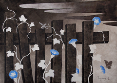 Morning Glory. 2015. Canvas, oil. 50x70 cm