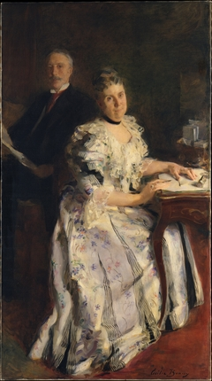 Mr. and Mrs. Anson Phelps Stokes