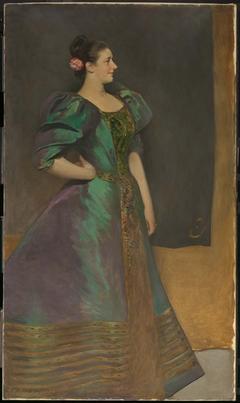 Mrs. J. Randolph Coolidge, Jr. (Mary Hamilton Hill)