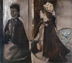 Mrs Jeantaud in the Mirror