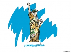 #OccupyWallStreet