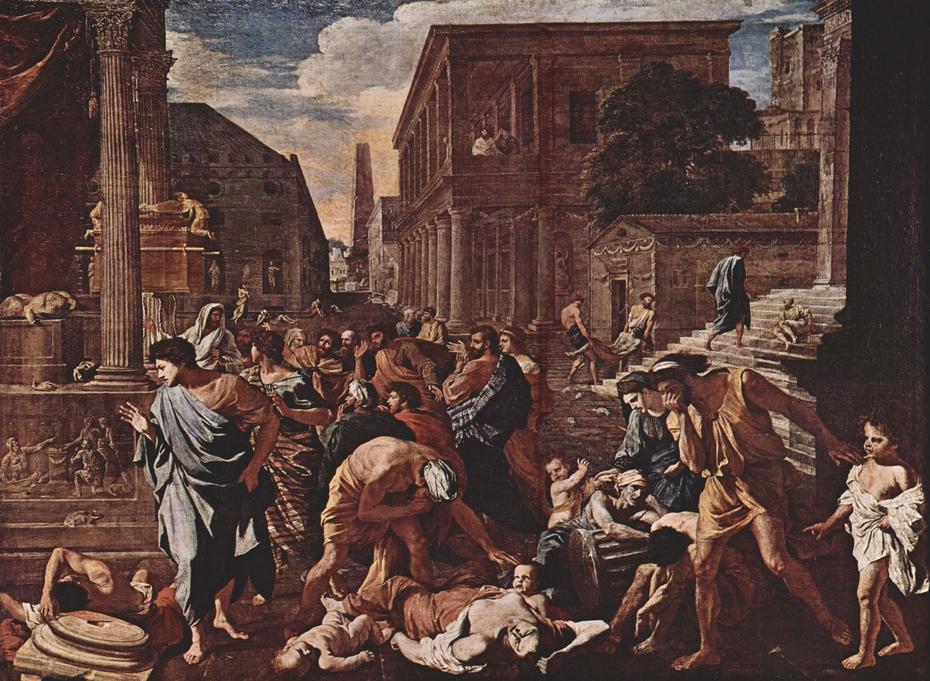 Plague in Ashod