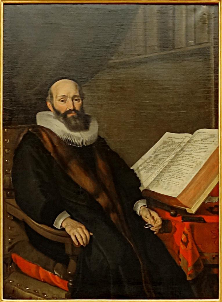 Portrait d'un théologien