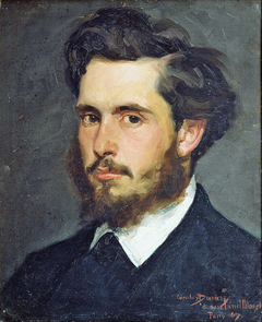 Portrait de Claude Monet