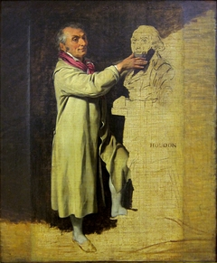 Portrait de Jean-Antoine Houdon, sculpteur