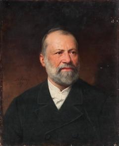 Portrait de M. Cossé