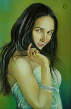 Portrait Nino Kharabadze