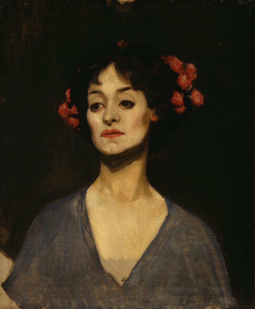 Portrait of a lady (The dancer)