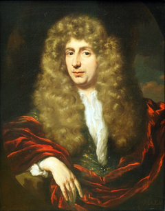 Portrait of a man, formerly identified as Isaac van der Berch