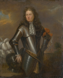 Portrait of a Nobleman in an Armour