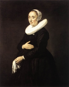 Portrait of a woman, possibly Cornelia van der Meer