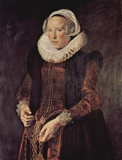 Portrait of a Woman Standing