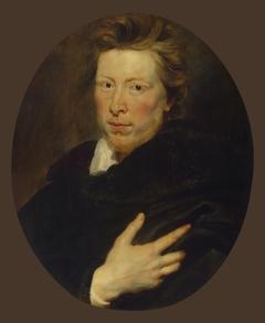 Portrait of a Young Man (Portrait of George Gaidge)