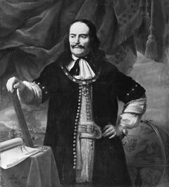 Portrait of Admiral Michael Adriansz de Ruijter