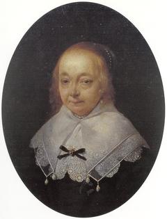 Portrait of Adriana van Ruytenburgh, wife of Adriaen Pauw