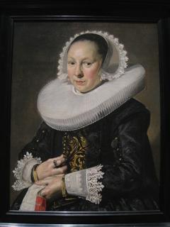 Portrait of Aeltje Dircksdr Pater