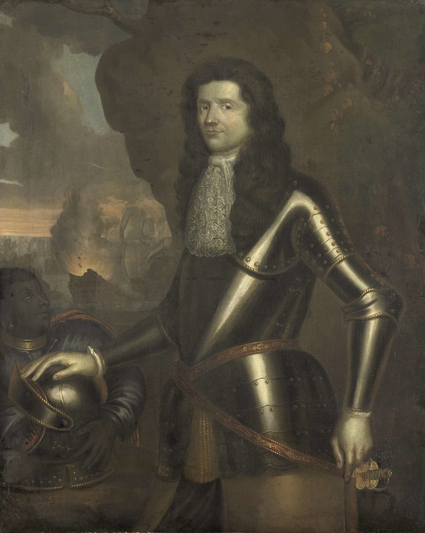 Portrait of an Admiral, probably Willem van Ewijck