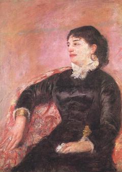 Portrait of an Italian Lady