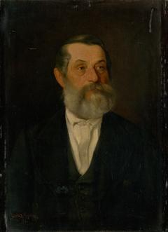 Portrait of an Old Gentleman with Grey Beard