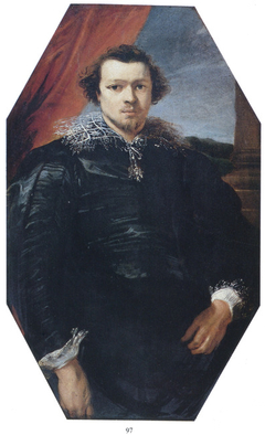 Portrait of an unknown man, formerly called Jasper de Charles de Nieuwenhove