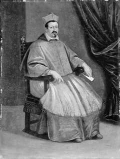 Portrait of Cardinal Borghese