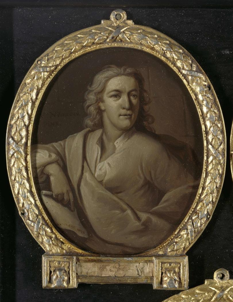 Portrait of Cornelis van der Pot, Merchant and Poet in Rotterdam