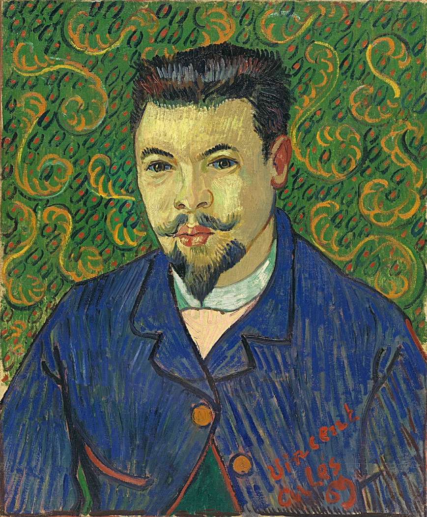 Portrait of Doctor Felix Rey