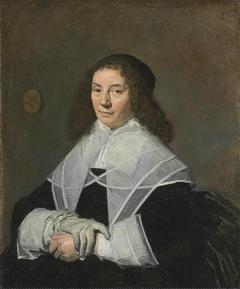Portrait of Dorothea Berck
