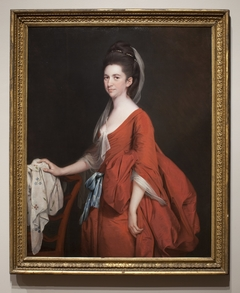 Portrait of Dorothy Beridge, ne Gladwin (1760-1792)