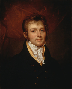 Portrait of Edward Shippen Burd of Philadelphia