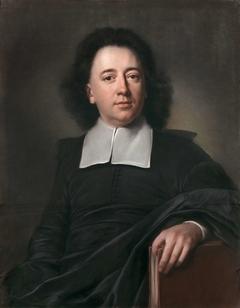 Portrait of Father Ambroise Lalouette, chaplain to Louis XIV