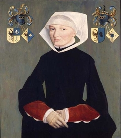 Portrait of Frouk van Haerda