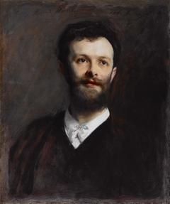 Portrait of George Henschel