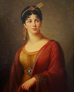 Portrait of Giuseppina Grassini